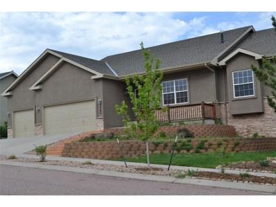 2367 Craycroft Drive, Colorado Springs, CO 80920 - MLS#: 5399081