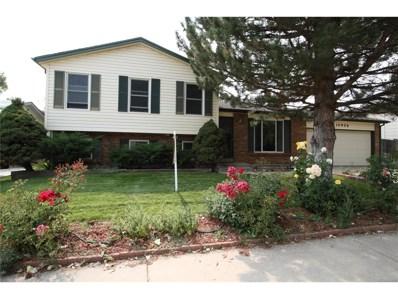 10906 Grange Creek Drive, Thornton, CO 80233 - MLS#: 5401606
