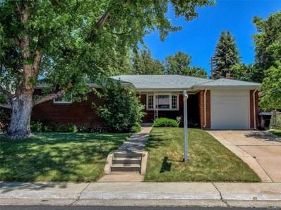 1652 S Grape Street, Denver, CO 80222 - MLS#: 5409871