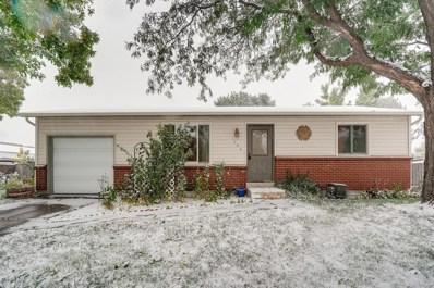 1546 S Pierson Street, Lakewood, CO 80232 - #: 5417895
