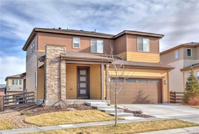 10824 Telluride Street, Commerce City, CO 80022 - MLS#: 5419852