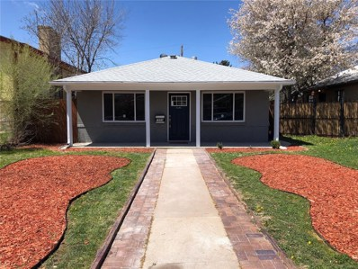 1555 Trenton Street, Denver, CO 80220 - #: 5421617