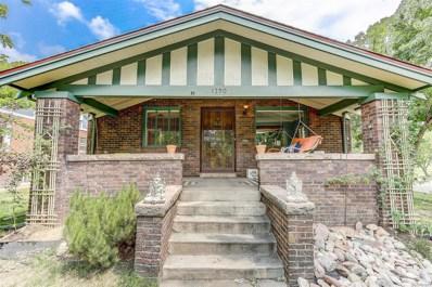 1290 S High Street, Denver, CO 80210 - MLS#: 5421955