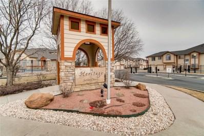 3231 E 103rd Place UNIT 301, Thornton, CO 80229 - #: 5423110