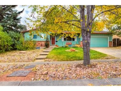 1306 Whitehouse Drive, Colorado Springs, CO 80904 - MLS#: 5423597