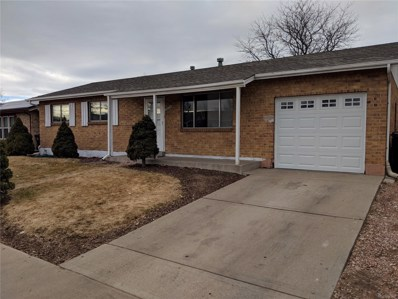 15023 Olmsted Drive, Denver, CO 80239 - MLS#: 5424916