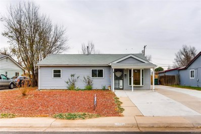 1280 Vaughn Street, Aurora, CO 80011 - MLS#: 5427921