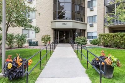 14102 E Linvale Place UNIT 306, Aurora, CO 80014 - MLS#: 5429695