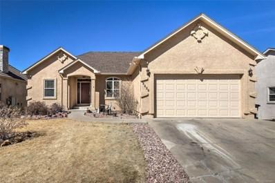 2420 Amberwood Lane, Colorado Springs, CO 80920 - MLS#: 5430075