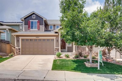10801 Huntwick Street, Highlands Ranch, CO 80130 - MLS#: 5431173