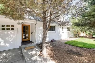 1245 Georgetown Road, Boulder, CO 80305 - MLS#: 5434557