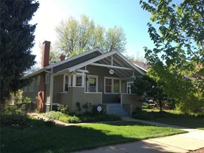 3931 Vrain Street, Denver, CO 80212 - #: 5436939