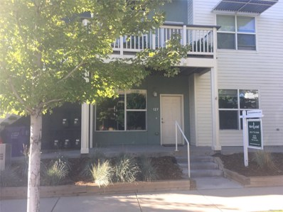 2848 Syracuse Street UNIT 127, Denver, CO 80238 - MLS#: 5437058