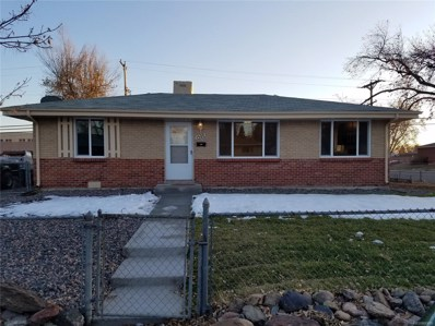 1420 E 84th Avenue, Denver, CO 80229 - #: 5440784