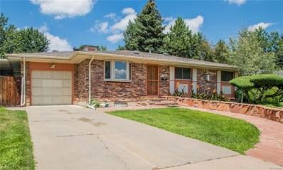 2897 S Jay Street, Denver, CO 80227 - MLS#: 5442478