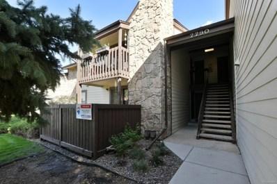 7790 W 87th Drive UNIT K, Arvada, CO 80005 - MLS#: 5443243
