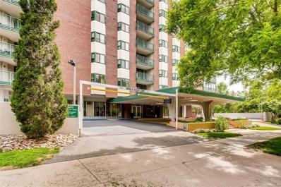 550 E 12th Avenue UNIT 507, Denver, CO 80203 - MLS#: 5445061