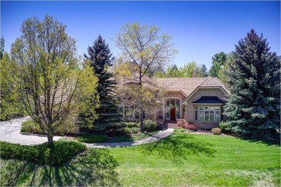 4270 S Bellaire Circle, Cherry Hills Village, CO 80113 - MLS#: 5447440