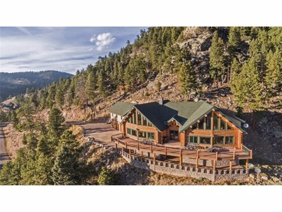 13938 Elsie Road, Conifer, CO 80433 - #: 5449585