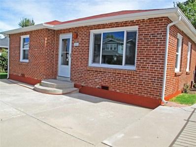 2816 S Bryant Street, Denver, CO 80236 - MLS#: 5450511