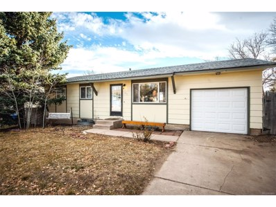4777 N Sleepy Hollow Circle, Colorado Springs, CO 80917 - MLS#: 5450823