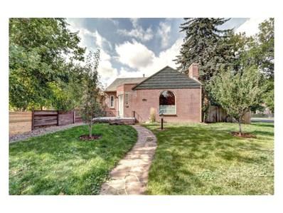 2585 Birch Street, Denver, CO 80207 - MLS#: 5451766