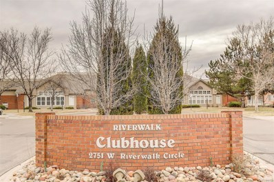 2943 W Riverwalk Circle UNIT E, Littleton, CO 80123 - MLS#: 5456853