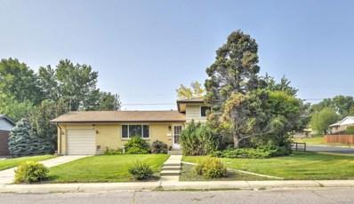 1146 W 102nd Avenue, Northglenn, CO 80260 - MLS#: 5459857