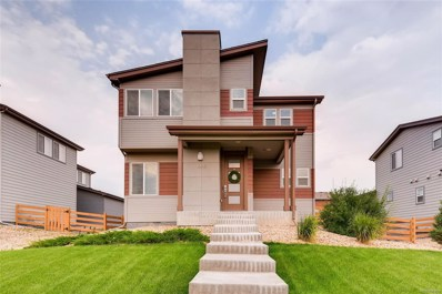 10012 Reunion Parkway, Commerce City, CO 80022 - MLS#: 5460783