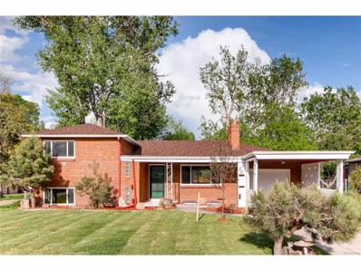 4040 Otis Street, Wheat Ridge, CO 80033 - MLS#: 5461537