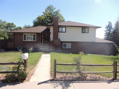 700 Deframe Street, Golden, CO 80401 - MLS#: 5462820