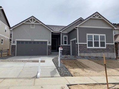 16256 Ute Peak Drive, Broomfield, CO 80023 - MLS#: 5464325