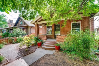 1369 Garfield Street, Denver, CO 80206 - MLS#: 5465389