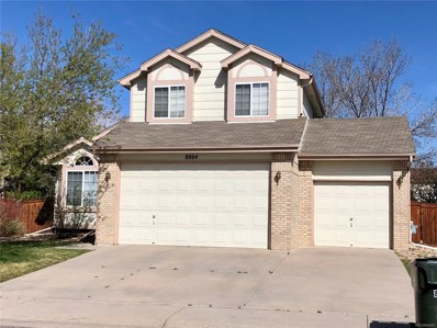 8864 Miners Street, Highlands Ranch, CO 80126 - MLS#: 5466431