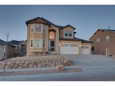 247 Coyote Willow Drive, Colorado Springs, CO 80921 - MLS#: 5467055