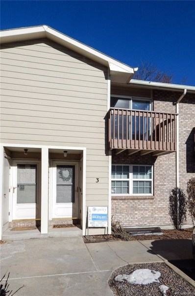 1865 Terry Street UNIT 3, Longmont, CO 80501 - MLS#: 5467374