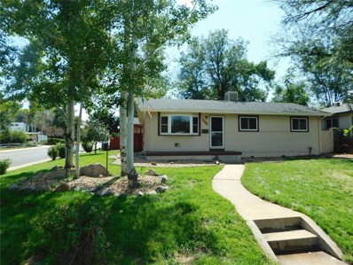 4782 E Arkansas Avenue, Denver, CO 80222 - MLS#: 5474133