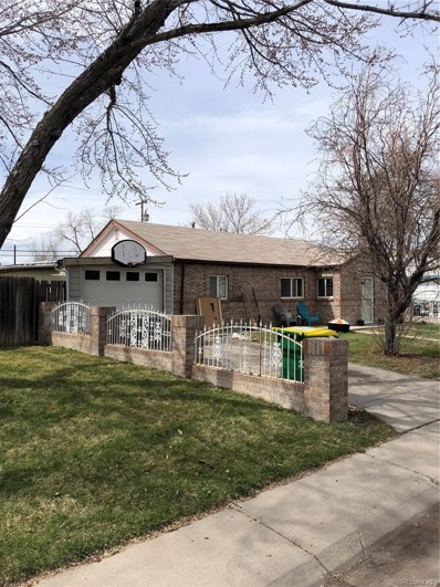 1185 Worchester Street, Aurora, CO 80011 - #: 5478462