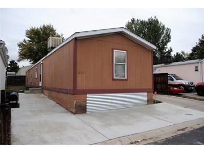 8521 Jackson Court, Denver, CO 80229 - MLS#: 5488653