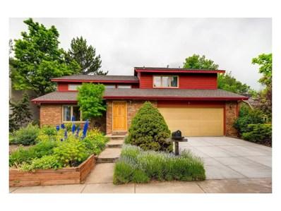 2160 Jonathan Place, Boulder, CO 80304 - MLS#: 5488740