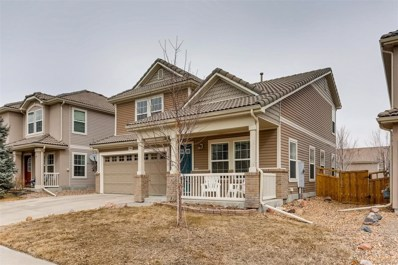 1866 Hogan Court, Castle Rock, CO 80109 - #: 5495715