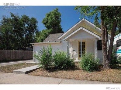 1101 Monroe Avenue, Loveland, CO 80537 - MLS#: 5496188