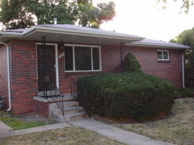1535 S Franklin Street, Denver, CO 80210 - MLS#: 5497222