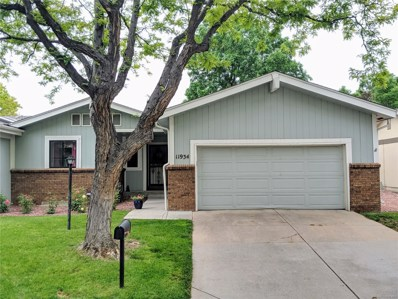 11934 E Maple Avenue, Aurora, CO 80012 - #: 5498928