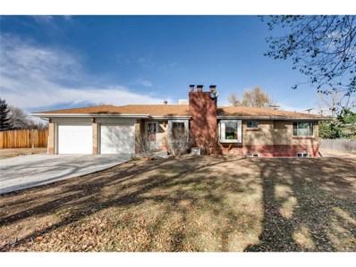 1710 S Balsam Street, Lakewood, CO 80232 - MLS#: 5499339