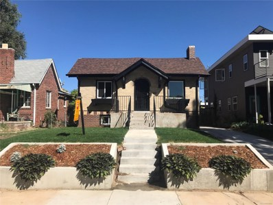 2628 N Josephine Street, Denver, CO 80205 - MLS#: 5501606