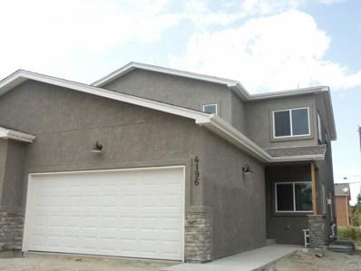 4196 Orchid Street, Colorado Springs, CO 80917 - MLS#: 5501828