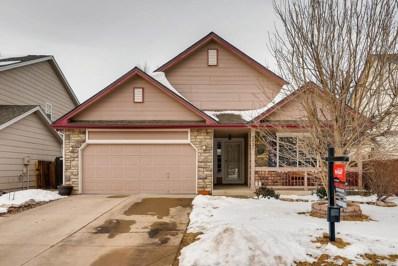 5421 Spruce Avenue, Castle Rock, CO 80104 - MLS#: 5503757