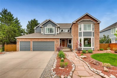 2066 Glenhaven Drive, Highlands Ranch, CO 80126 - #: 5504579