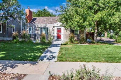 4695 Alcott Street, Denver, CO 80211 - #: 5507801